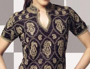 Neck-Style-Fancy Beautiful Stylish Collar Ban Neck Gala Designs 2015 for Salwar Kameez Suit Shirts Kurti