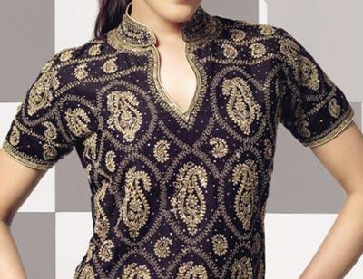 ... Collar Ban Neck Gala Designs 2015 for Salwar Kameez Suit Shirts Kurti