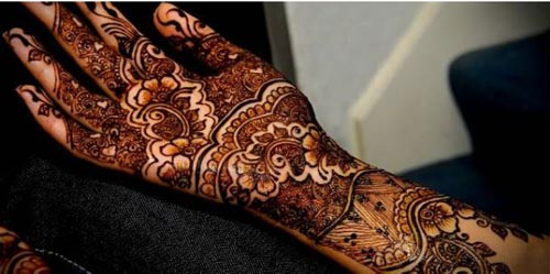 New Dulhan Hand Mehndi Designs Pics Images Wallpaper Free Download