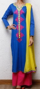 New Plazo Pants Trousers 2015 Dress Designs Stylish Palazzo Long Shirts for Girls India