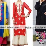 New Plazo Suits Dress Designs 2017 Stylish Palazzo Long Shirts