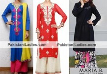 New Plazo Suits Dress Designs Stylish Palazzo Long Shirts 2015