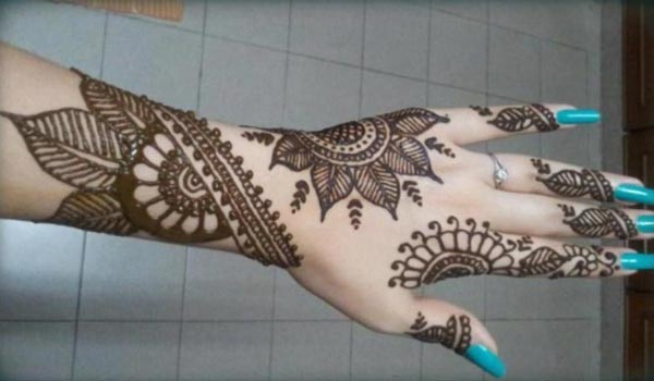Mehndi Hands Pic Facebook : Omani henna designs for hands bridal mehndi facebook pics