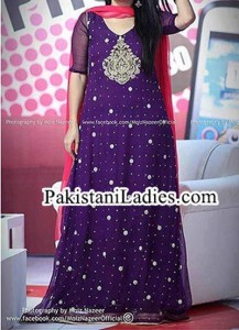 Pakistani Actress Sanam Jung Dresses Pics Jago Pakistan Hum TV Show 2015