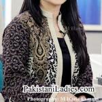 Pakistani Actress Sanam Jung Open Dresses Pics Jago Pakistan Hum TV Show 2015