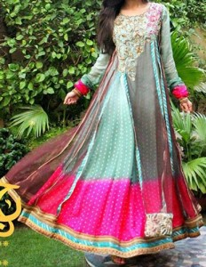 Party-Fashionable-Colorful-Dresses-Plates-Wali-Open-Frock-Kameez-2015