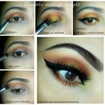 Bridal Eyes Makeup Tips 2015 Eyeshadow Tutorial Step by Step