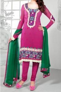 Punjabi-Salwar-Kameez-Suits-2015-for-Girls-in-India-Neck-Gala-Designs