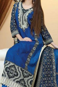Salwar Kameez Designs 2015 Fashion Trends in Indian Suit Neck Gala