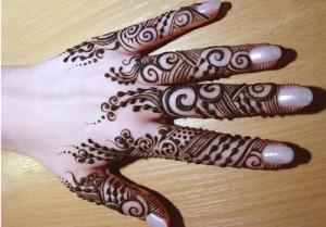 Simple Bridal Beautiful Hands Mehndi Designs 2015 fancy stylish best facebook pinterest 4