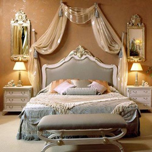 Simple home bedroom decoration ideas pics wallpaper 2015 for Bed decoration simple
