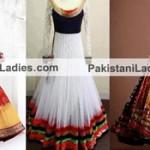 Stylish Kalidar Suits 2015, Kaliyon Kali Wali Frocks Designs
