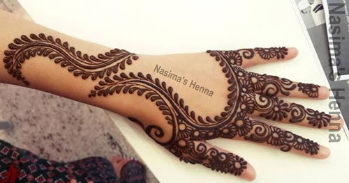 Top Bridal Beautiful Hands Mehndi Designs 2015 fancy stylish best facebook pinterest 3