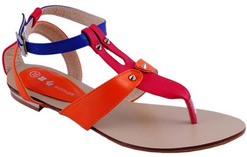 Winter-Gul-Ahmed-Ideas-2015-Women--Shoes-Chappal-Sandals-Slippers