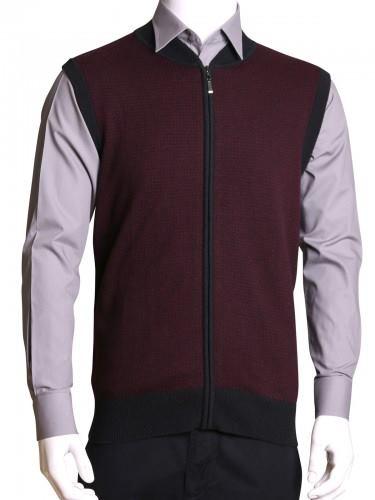 Woolen Sleeveless Eden Robe Men Boys Winter Collection Sweater Jarsi Jersey Prices Zipper Style 5550