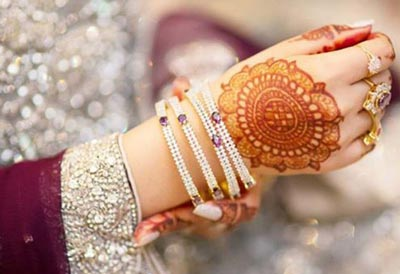 stylish bridal gold jewelry necklace bangles finger rings 2015