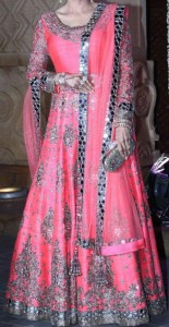 Latest Frock Suits Designs Mmanish Malhotra 2015