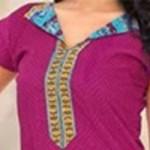 patiala salwar kameez neck Gala designs
