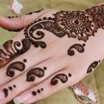 Stylish Punjabi Hands Mehndi Designs Free Download