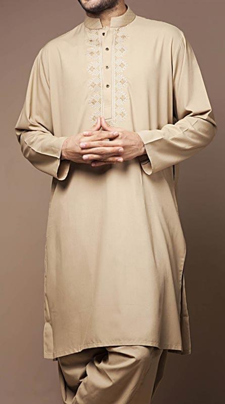 Bonanza Kurta Shalwar Kameez Prices Summer Winter Designs 2015 Men PKR-3,184.00