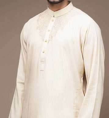 Bonanza Kurta Shalwar Kameez Prices Summer Winter Designs 2015 Men PKR-3,344