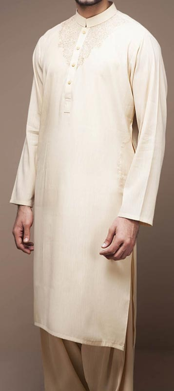 Bonanza Kurta Shalwar Kameez Prices Summer Winter Designs 2015 Men PKR-3,344