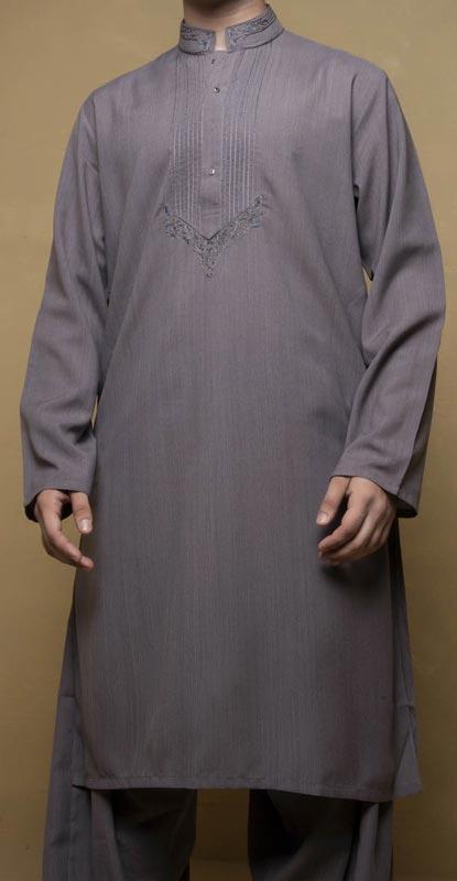 Bonanza Kurta Shalwar Kameez Prices Summer Winter Designs 2015 Men PKR-3,744