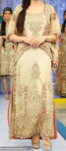Fashion Week 2015 Pakistan Wedding Dresses