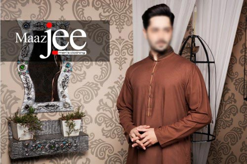 New-Stylish-Danish-Taimoor-Men-Kurta-Designs-by-MaazJee-Pakistani