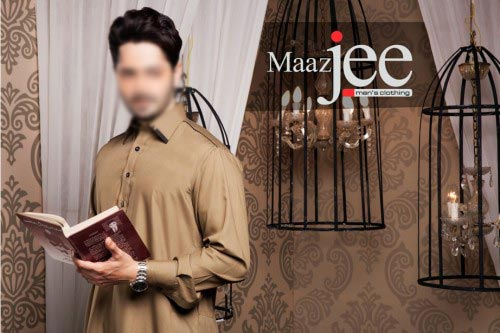 New-Stylish-Danish-Taimoor-Men-Kurta-Designs-by-MaazJee-Shalwar-Kameez-2015-2016