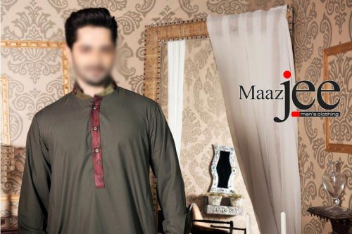 New-Stylish-Danish-Taimoor-Men-Kurta-Designs-by-MaazJee-Summer-Winter-2015