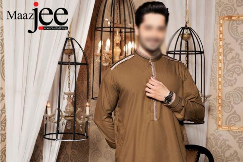 New-Stylish-Danish-Taimoor-Men-Kurta-Designs-by-MaazJee