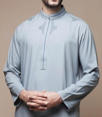 Stylish Bonanza Kurta Shalwar Kameez Prices Summer Winter Designs 2015 Men PKR-3,184