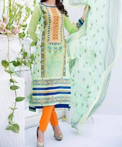 Amna Ismail Lawn Prints 2015 Shalwar Kameez Designs Fashion