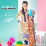 Bonanza Satrangi Summer Lawn Prints Collection 2015 Prices