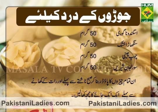 Herbalist Shah Nazir Tips Totkay For Joint Pain in Urdu