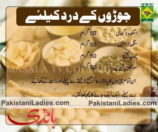 Herbalist Shah Nazir Nazeer Tips For Joint Pain in Urdu