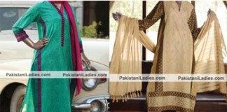 Junaid Jamshed Summer Lawn Prints Silk Chiffon Collection Prices 2015