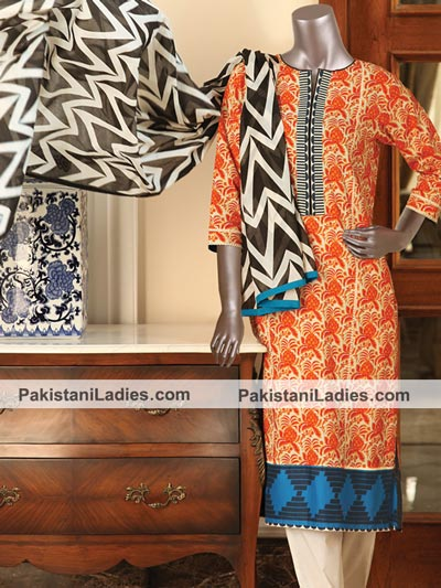 Junaid-Jamshed-Summer-Lawn-Silk-Chiffon-Collection-2015-Prices-Kurti-4385