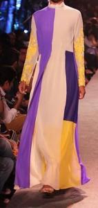 Manish Malhotra Summer Collection 2015 Blue Runway Lakme Fashion Week India