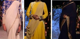 Manish Malhotra Summer Collection Suits 2015 Lakme Fashion Week
