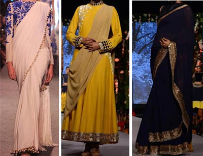 Manish Malhotra Summer Collection Suits 2015 Lakme Fashion Week