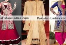 Wedding Sherwani Suits Designs for Women in India Pakistan