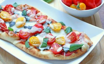 FlatBread Pizza Recipe