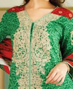Lawn Summer Dresses Neck, Cotton Suits Gala Designs 2015 Salwar Kameez