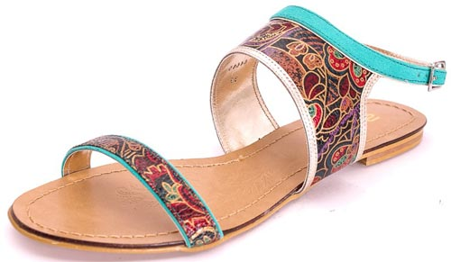 Stylo Shoes Summer Collection 2015 Prices Sandals, Flat Chappal 1,490