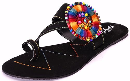 Stylo Shoes Summer Collection 2015 Prices Sandals, Flat Chappal 690