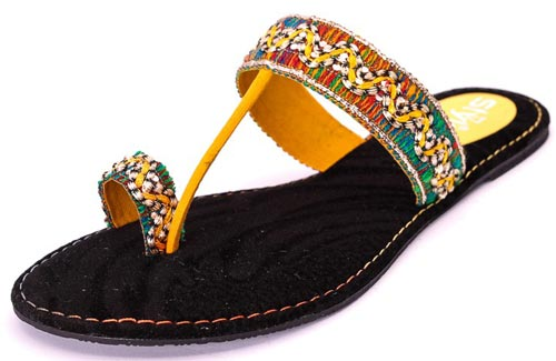 Stylo-Shoes-Summer-Collection-2015-Prices-Sandals,-Flat-Chappal-690