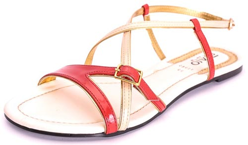 Stylo Shoes Summer Collection 2015 Prices Sandals, Flat Sandal 850