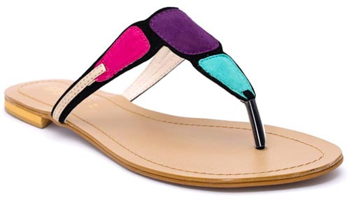 Stylo Shoes Summer Collection 2015 Prices Sandals, Flat Chappal Rs 990